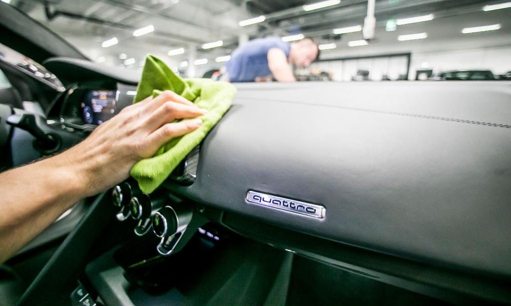 Lederpflege und -Reinigung durch GAP Austria GmbH